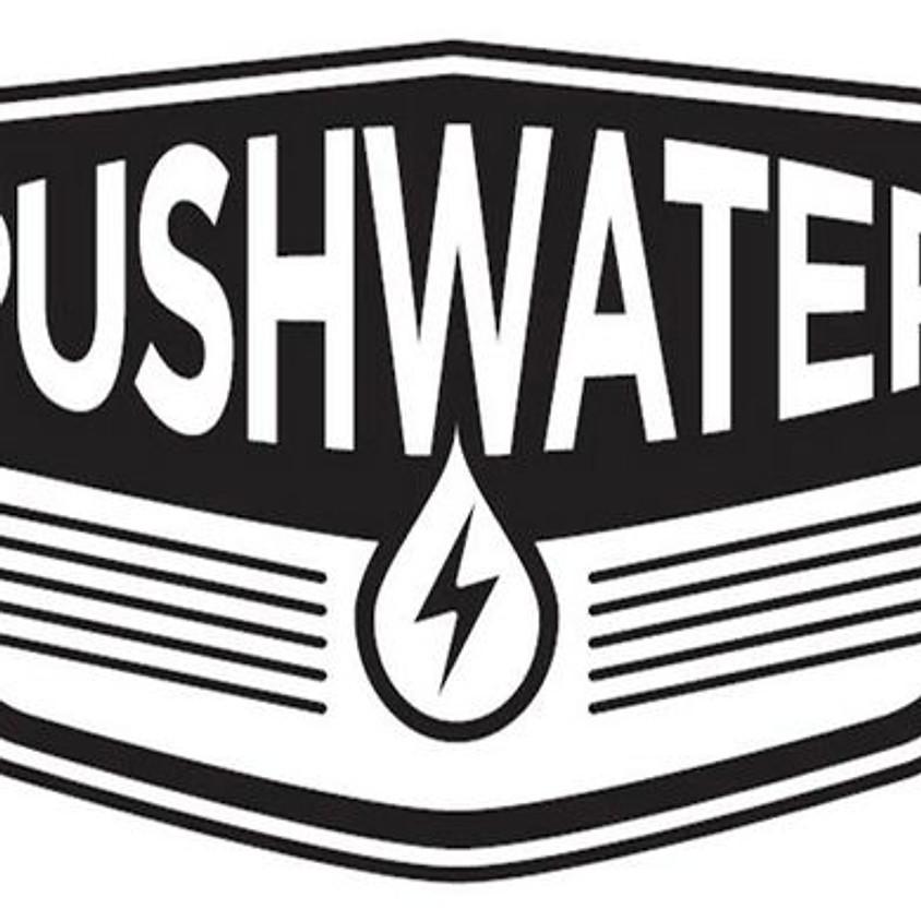 Pushwater