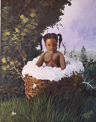 Cotton Bath - David Woods