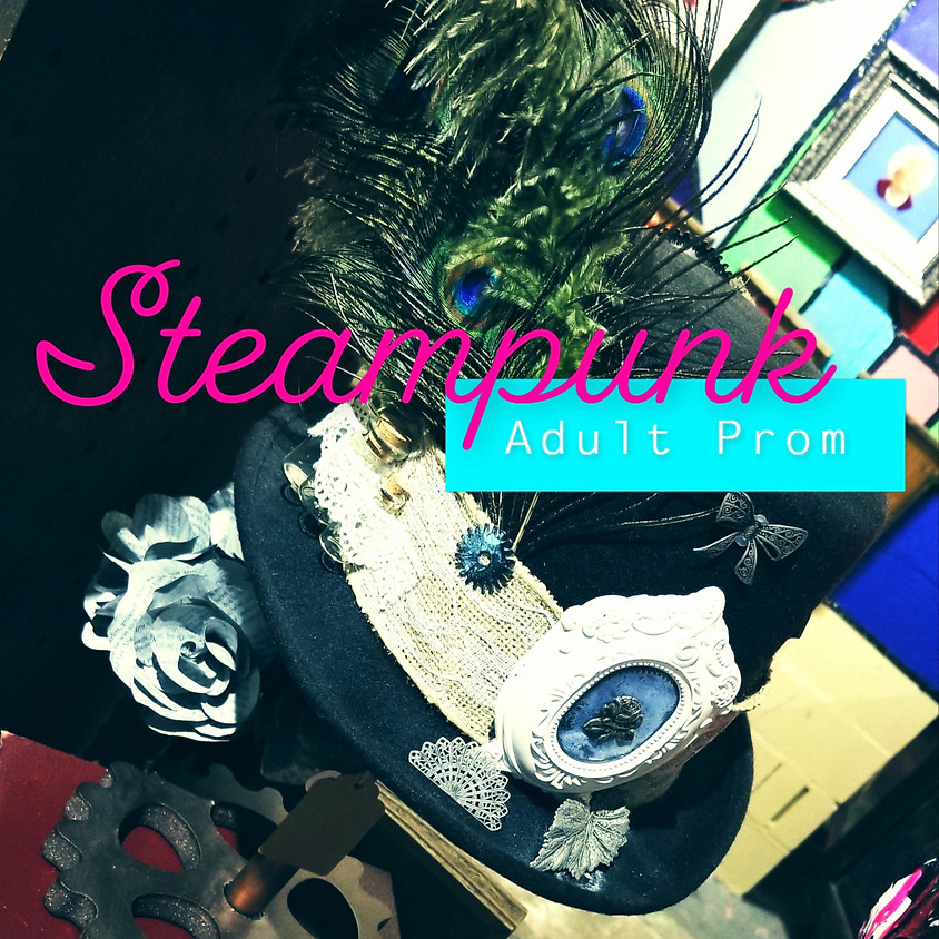 Steampunk: Prom at the Gallery