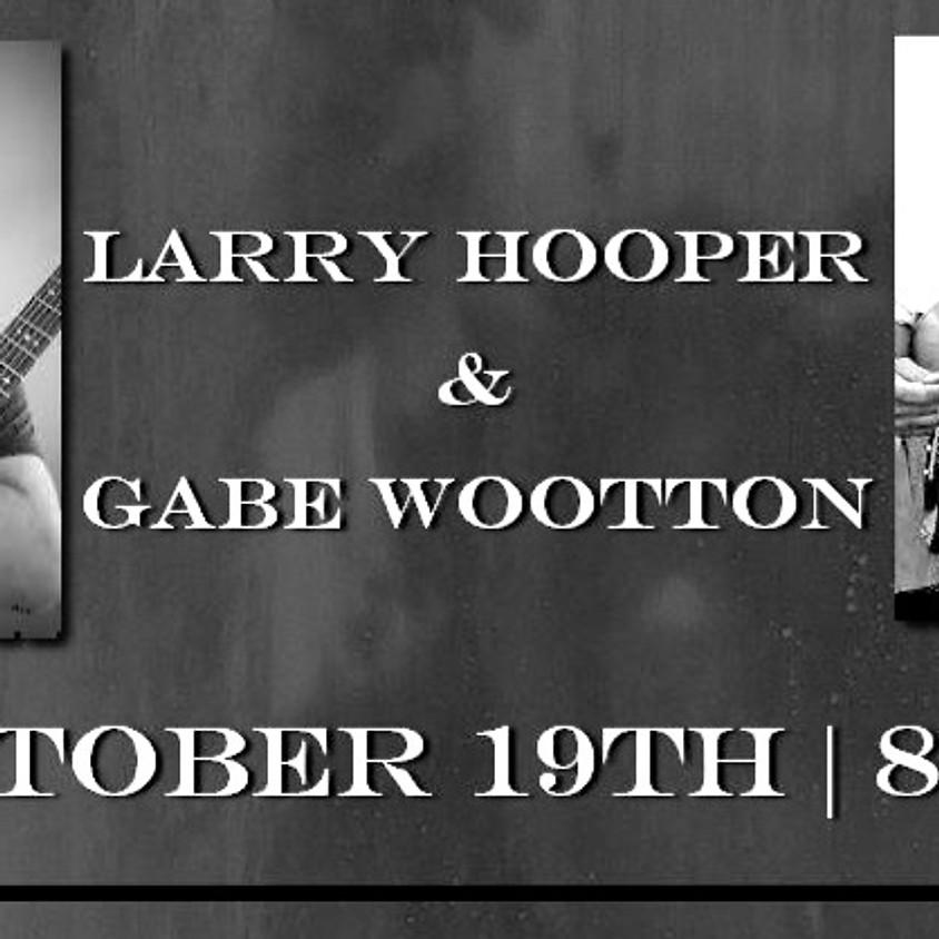 Larry Hooper & Gabe Wootton