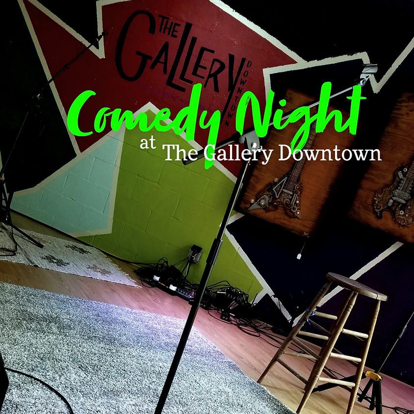 January Comedy Night!