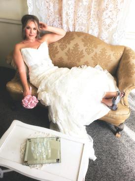 Get your bridal portraits...