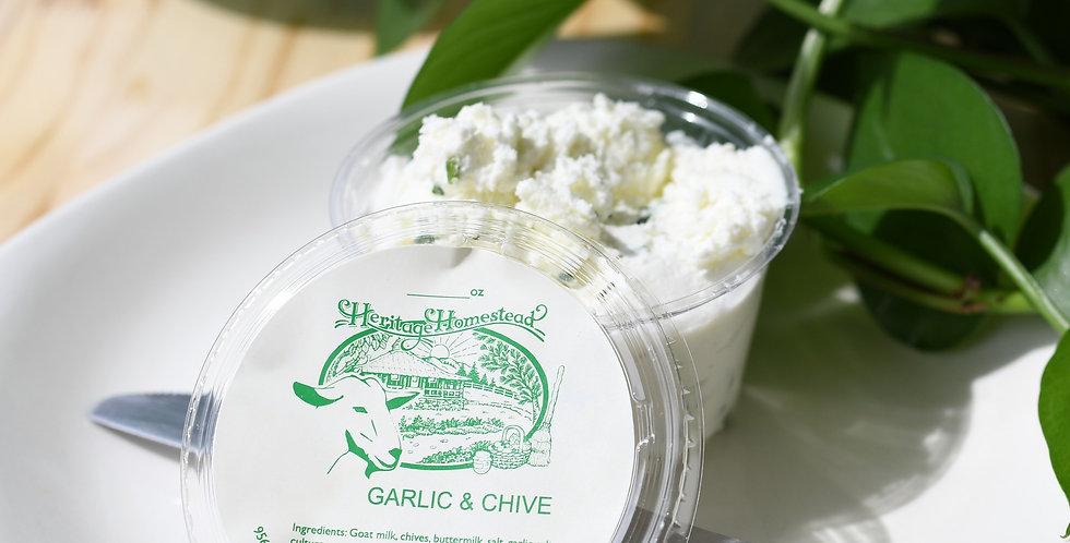 Garlic & Chive