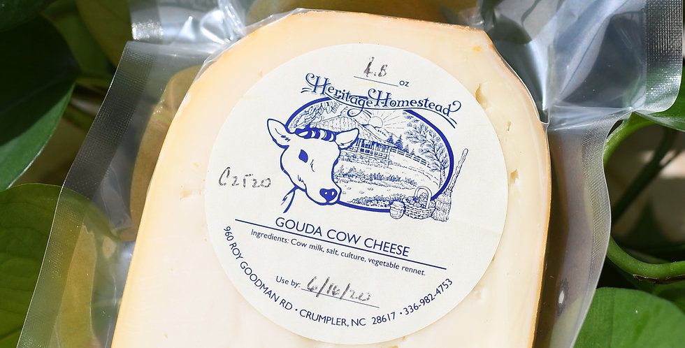 Gouda Cow Cheese