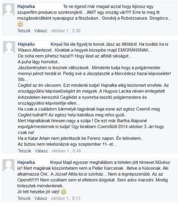 """""""Zaklatás: Mindig a nyomodban"""" 11. (kommentár: dr. Regász Mária)"""