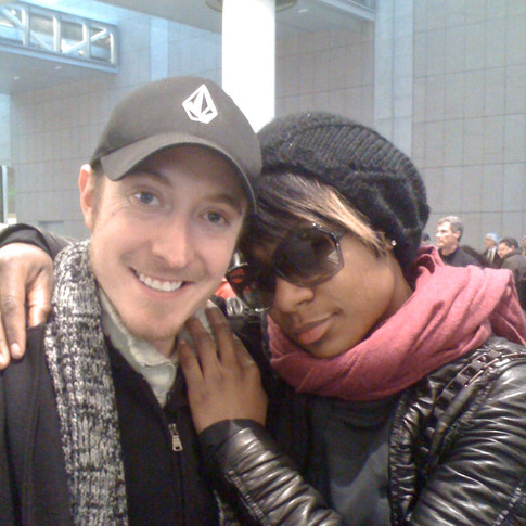 Paige With Jully Black