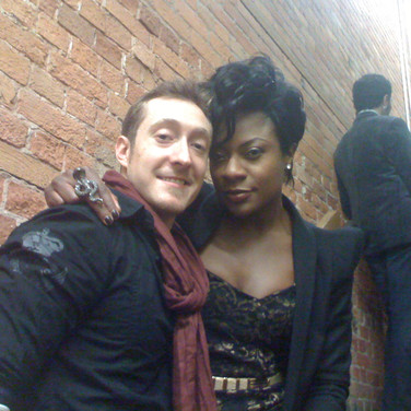 Paige With Jully Black 2009