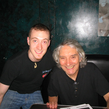 Paige With Albert Lee