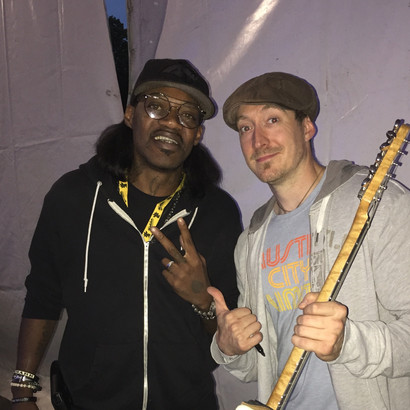 Paige With Eric Gales