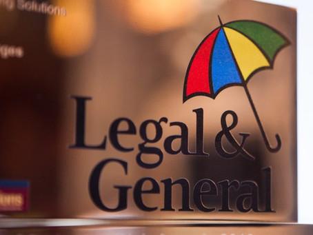 Legal & General Mortgage Awards - Winner!