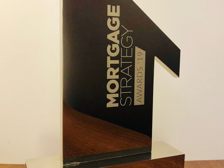 Mortgage Strategy Awards - Winner