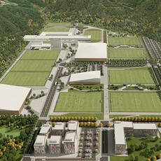 National Football Campus