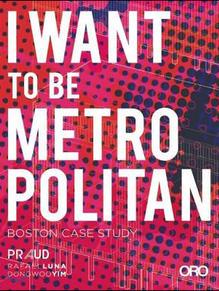 I Want to be METROPOLITAN