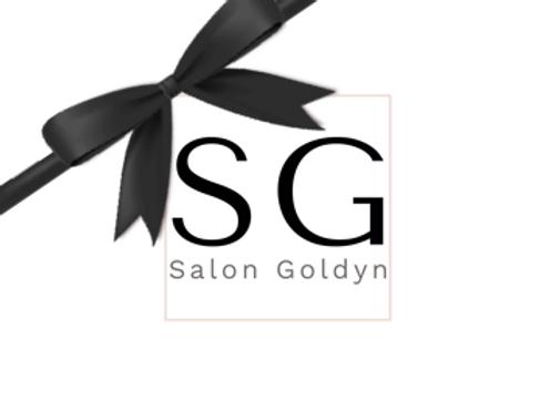 Salon Goldyn Gift Certificate