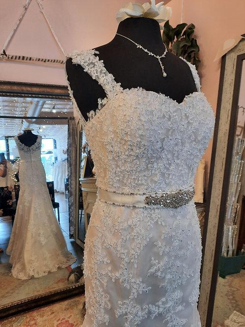 Dress 2294 Label Size 12 Fits 10