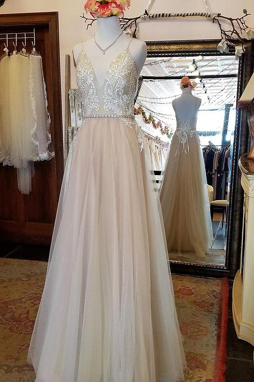 Dress 2045 Label Size 8 Fits 8