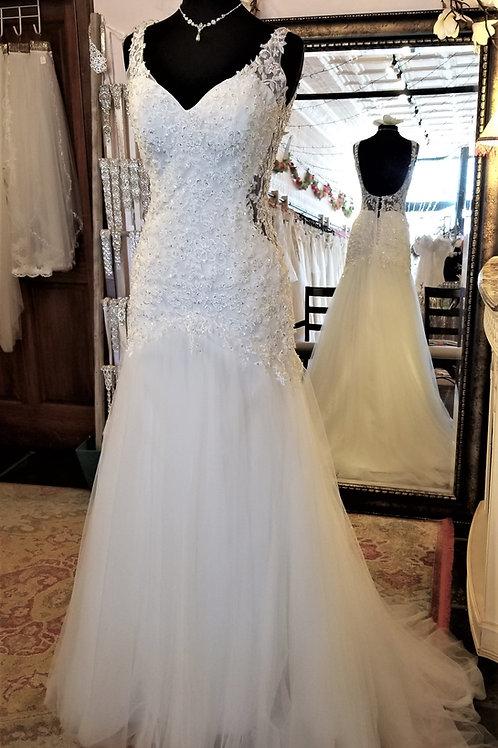 Dress 2010 Label Size 10 Fits 10