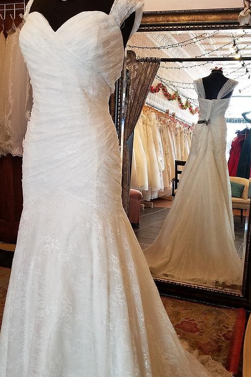 Dress 1400-16W Label Size 16W Fits 16/16W