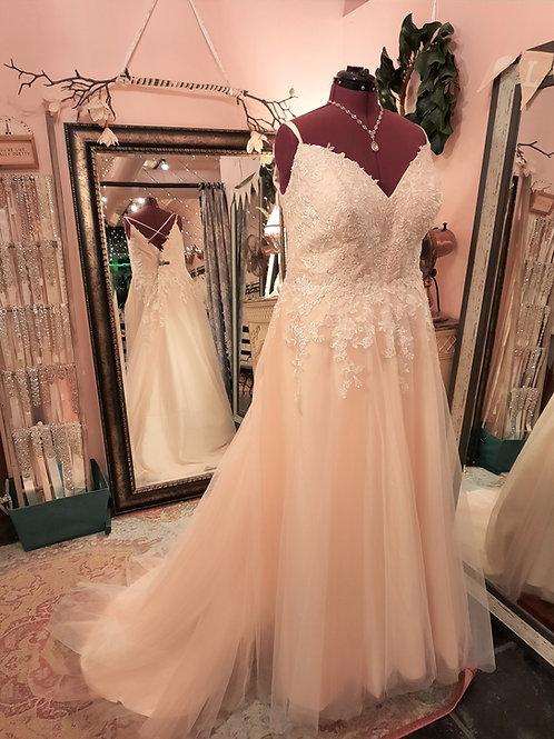 Dress 2144 Label Size 26 Fits 26
