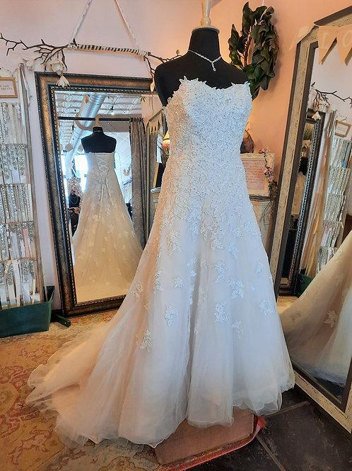 Dress 2284 Label Size 14 Fits 14