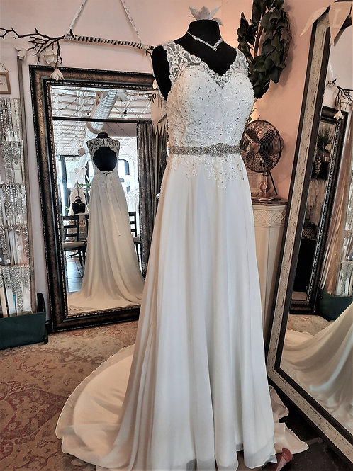 Dress 2143 Label Size 14 Fits 14