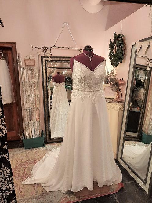 Dress 2118 Label Size 18 Fits 18