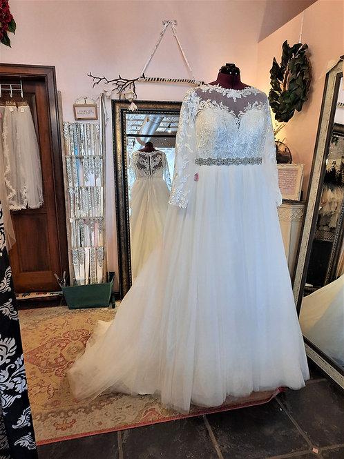 Dress 2270 Label Size 22 Fits 22