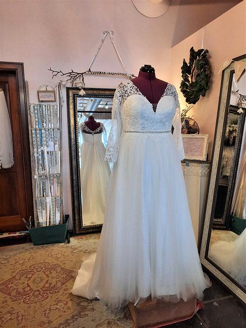 Dress 2272 Label Size 18 Fits 18