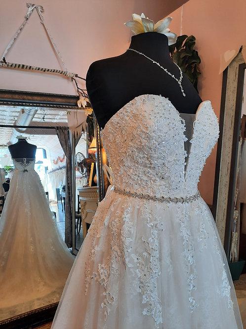 Dress 2086 Label Size 10 fits Size 8