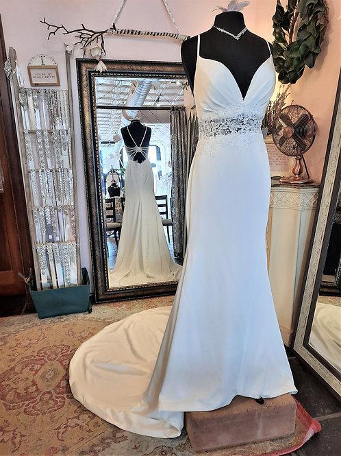 Dress 2120 Label Size 12 Fits 12