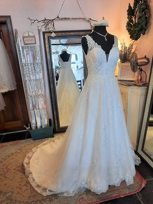 Dress 1800-12 Label Size 12 Fits 10/12/14