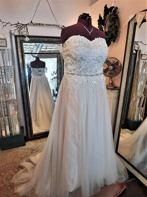 Dress 2215 Label Size 26 Fits 26