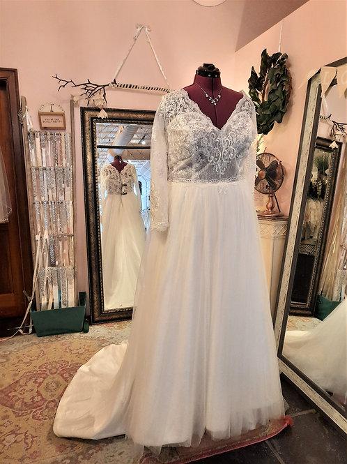 Dress 2173 Label Size 26 Fits 26