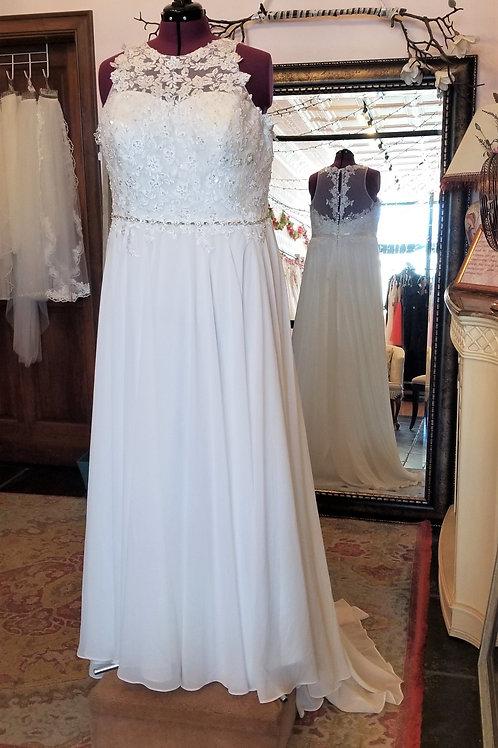 Dress 2104 Label Size 16W Fits 16W