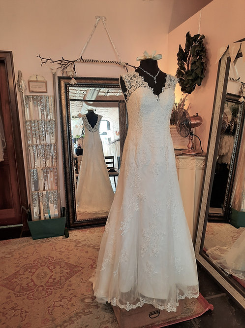 Dress 2090 Label Size 14 fits 14