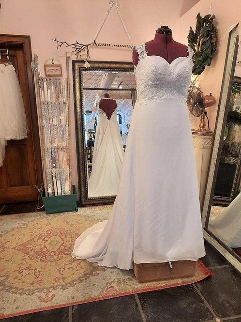 Dress 2131 Label Size 16W Fits 16W