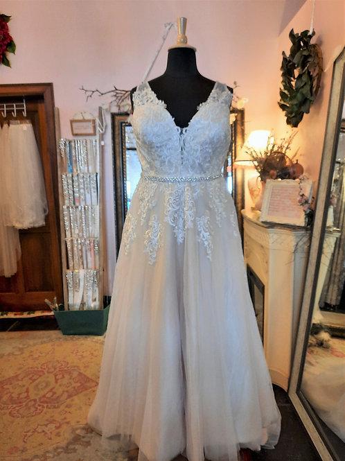 Dress 2400-14 Label Size 14 Fits 14