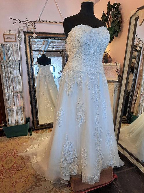 Dress 2288 Label Size 20 Fits 20