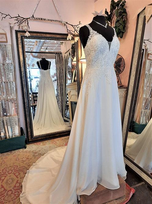 Dress 2000-8 Label Size 8 Fits 8/10