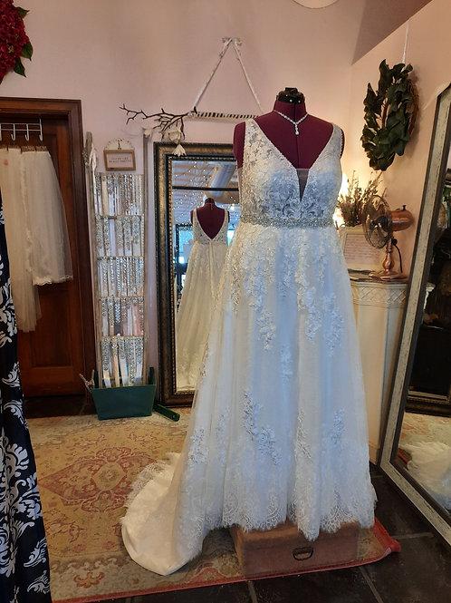 Dress 2122 Label Size 22 Fits 22