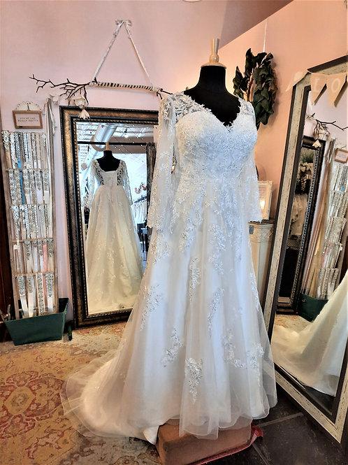 Dress 2269 Label Size 20 Fits 20