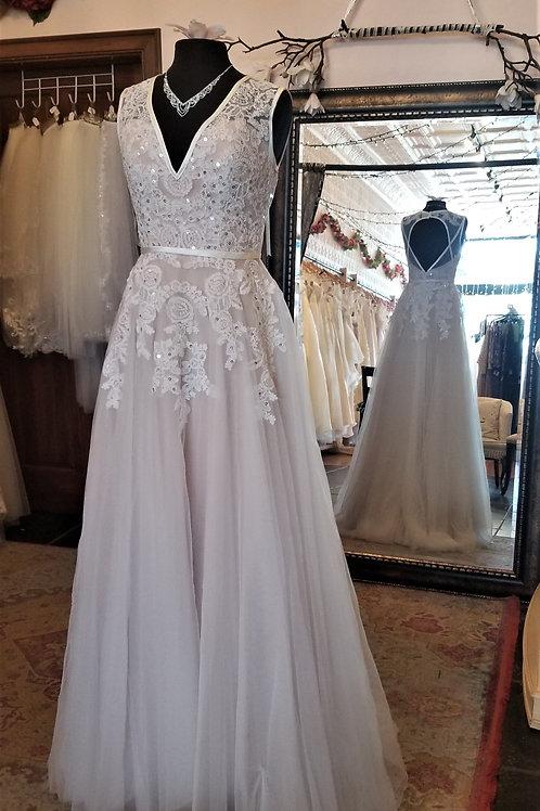 Dress 1663 Label Size 22 fits 20