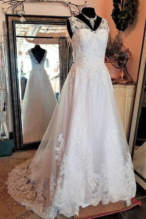 Dress 1359 Label Size 10 fits 10