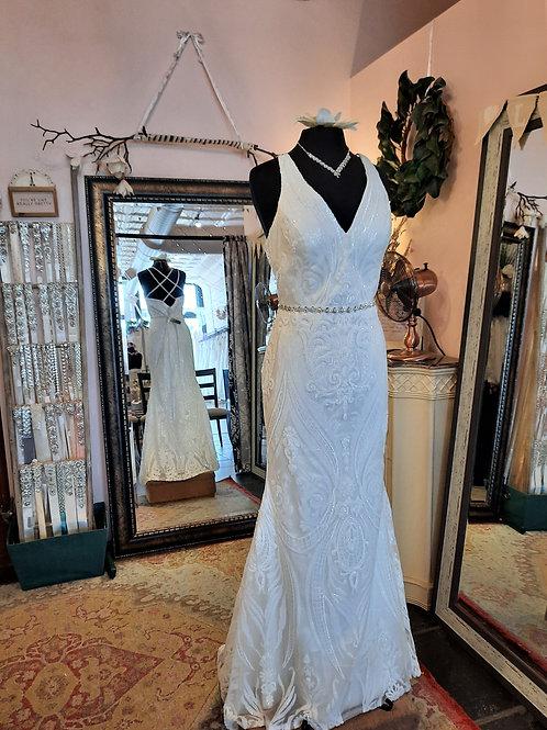Dress 2101 Label Size 14 Fits