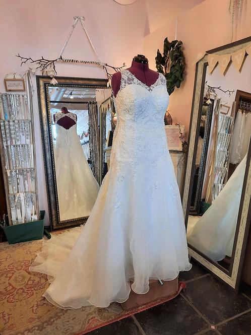 Dress 2278 Label Size 20 Fits 20/24