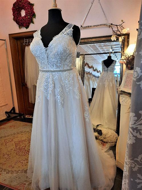 Dress 2400-10 Label Size 10 Fits 10