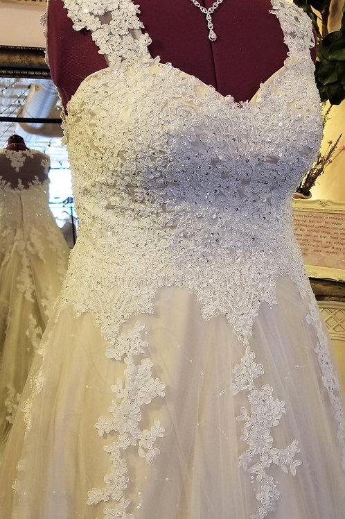 Dress 1100-18 Label Size 18 Fits 18