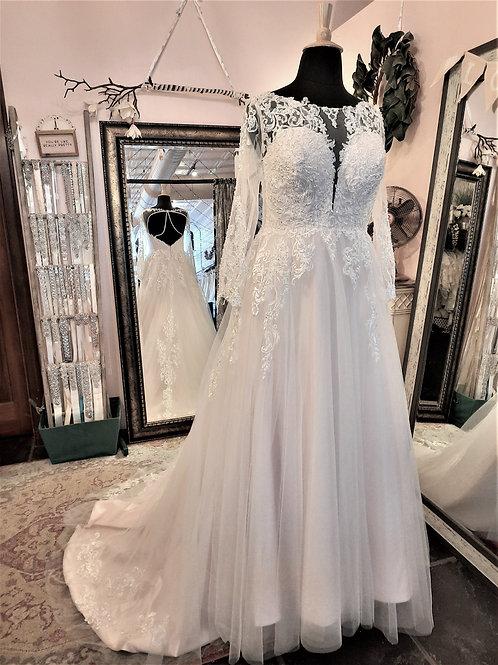 Dress 2183 Label Size 16W Fits 16W