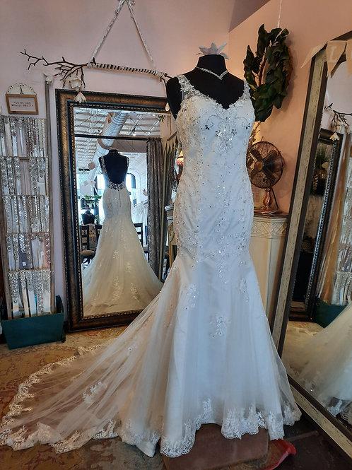 Dress 2151 Label Size 10 Fits 8