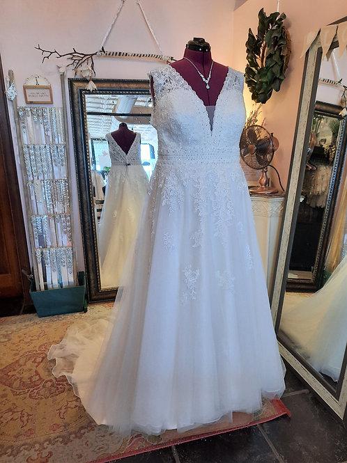 Dress 2089 Label Size 26 Fits 26